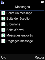 Mobiwire Leyti - Contact, Appels, SMS/MMS - Envoyer un SMS - Étape 4