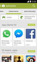 NOS LUNO - Aplicações - Como pesquisar e instalar aplicações -  4