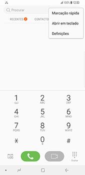 Samsung Galaxy S9 Plus - Chamadas - Como bloquear chamadas de um número -  5