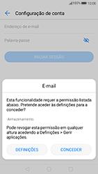 Huawei P8 Lite (2017) - Email - Adicionar conta de email -  6