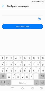 Huawei P Smart - E-mail - Configuration manuelle - Étape 8