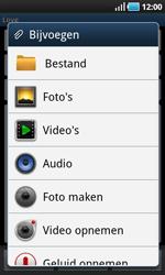 Samsung I9000 Galaxy S - E-mail - E-mails verzenden - Stap 9