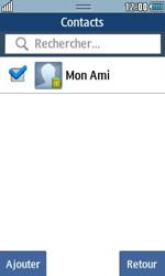 Samsung Wave 723 - E-mails - Envoyer un e-mail - Étape 7