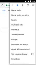 Nokia 3 - Internet - navigation sur Internet - Étape 12