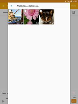 Samsung T815 Galaxy Tab S2 9.7 - MMS - Afbeeldingen verzenden - Stap 22