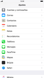 Apple iPhone 6 - iOS 11 - E-mail - Configurar Yahoo! - Paso 3