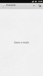 Sony LT26i Xperia S - E-mail - Handmatig instellen - Stap 4