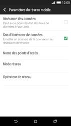 HTC Desire 620 - Réseau - Utilisation à l