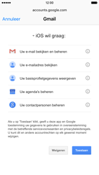 Apple iPhone 6s - E-mail - handmatig instellen (gmail) - Stap 8