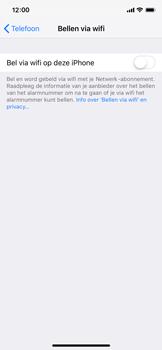 Apple iphone-xs-model-A1920 - Bellen - WiFi Bellen (VoWiFi) - Stap 5