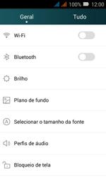 Huawei Y3 - Wi-Fi - Como configurar uma rede wi fi - Etapa 3