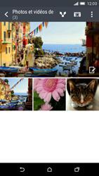 HTC One M9 - Photos, vidéos, musique - Envoyer une photo via Bluetooth - Étape 7