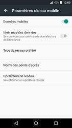 Acer Liquid Zest 4G - Internet - Désactiver les données mobiles - Étape 6