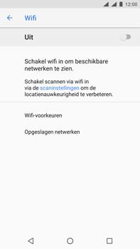 Nokia 6.1 (Dual SIM) - WiFi - Verbinden met een netwerk - Stap 6