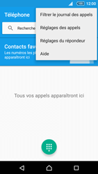 Sony Sony Xperia Z5 (E6653) - Messagerie vocale - Configuration manuelle - Étape 5