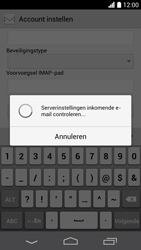 Huawei Ascend P6 LTE - E-mail - Handmatig instellen - Stap 13
