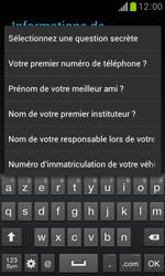 Samsung Galaxy Trend - Premiers pas - Créer un compte - Étape 15