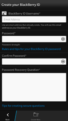 BlackBerry Z30 - Applications - Downloading applications - Step 5