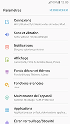Samsung Galaxy A3 (2017) (A320) - Premiers pas - Configurer l