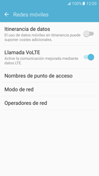 Samsung Galaxy S7 - Red - Seleccionar una red - Paso 5