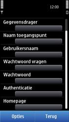 Nokia C7-00 - Internet - Handmatig instellen - Stap 16