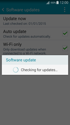 Samsung A500FU Galaxy A5 - Network - Installing software updates - Step 9