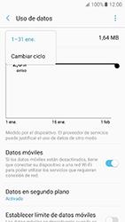 Samsung Galaxy A5 (2017) (A520) - Internet - Ver uso de datos - Paso 7