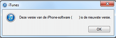 Apple iPhone 5 iOS 7 - Software - Installeer firmware update - Stap 6