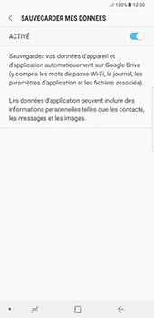 Samsung Galaxy Note 8 - Aller plus loin - Gérer vos données depuis le portable - Étape 11