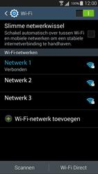 Samsung Galaxy S3 Neo (I9301i) - WiFi - Handmatig instellen - Stap 9