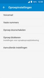 Alcatel OneTouch POP 3 (5) 3G (OT-5015X) - Voicemail - Handmatig instellen - Stap 8