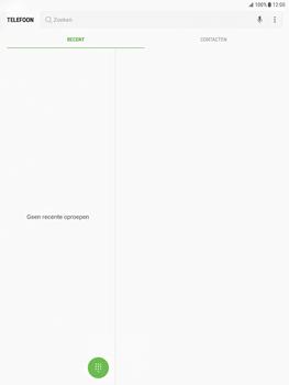 Samsung Galaxy Tab S2 9.7 - Android Nougat - Voicemail - Handmatig instellen - Stap 4