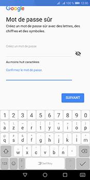 Huawei Y6 (2018) - Applications - Créer un compte - Étape 12
