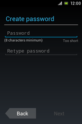 Sony ST21i Xperia Tipo - Applications - Downloading applications - Step 8