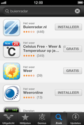 Apple iPhone 4 (iOS 6) - apps - app store gebruiken - stap 13
