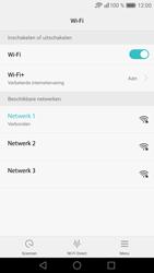 Huawei Huawei P9 Lite - Wifi - handmatig instellen - Stap 7