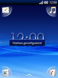 Sony Ericsson Xperia X10 Mini - Automatisch instellen - Automatisch Internet instellen - Stap 5