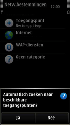 Nokia E7-00 - Internet - Handmatig instellen - Stap 8