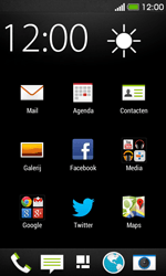 HTC Desire 500 - E-mail - hoe te versturen - Stap 3
