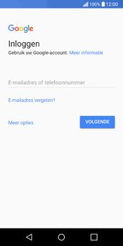 LG Q6 (M700) - Applicaties - Account aanmaken - Stap 3