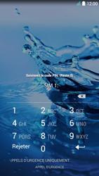 Acer Liquid Z410 - Device maintenance - Effectuer une réinitialisation logicielle - Étape 5