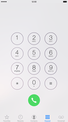 Apple iPhone 6 Plus - SMS - Manual configuration - Step 5