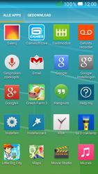 Alcatel One Touch POP D5 (OT-5038X) - Contacten en data - Foto