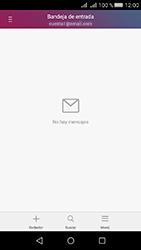 Huawei Y5 II - E-mail - Configurar correo electrónico - Paso 4