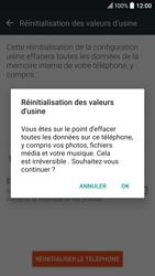 HTC HTC 10 - Appareil - Réinitialisation de la configuration d