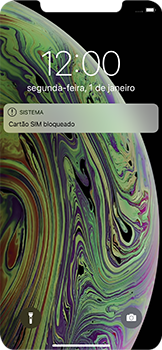 Apple iPhone XS - Internet no telemóvel - Como configurar ligação à internet -  13
