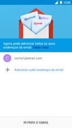 Nokia 5 - Email - Configurar a conta de Email -  21