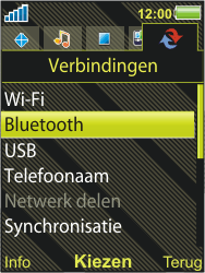 Sony Ericsson W995 - Bluetooth - headset, carkit verbinding - Stap 4