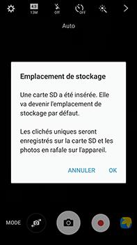 Samsung Samsung Galaxy J7 (2016) - Photos, vidéos, musique - Prendre une photo - Étape 4