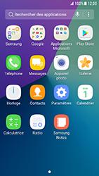 Samsung Galaxy Xcover 4 - Messagerie vocale - Configuration manuelle - Étape 3